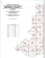 Map Image 036, Monroe County 2000